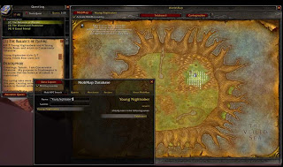WoW Addon MobMap, World of Warcraft Addon MopMap, Addons