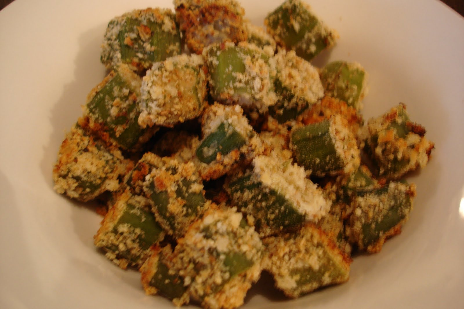 How To Make Baked Okra