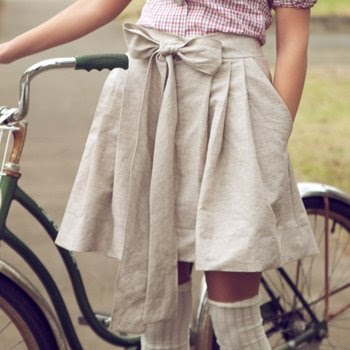 the estate of things chooses banquentine skirt