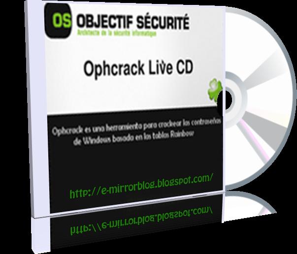 ophcrack mirror