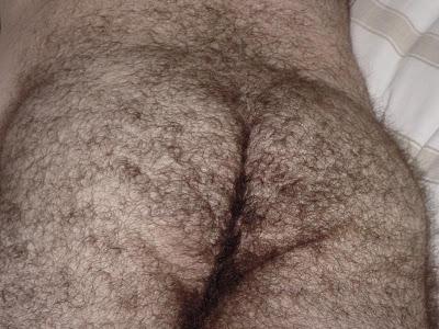Hairy Butt 38