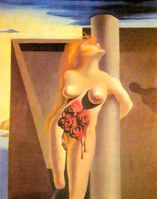Quadro de Dalí