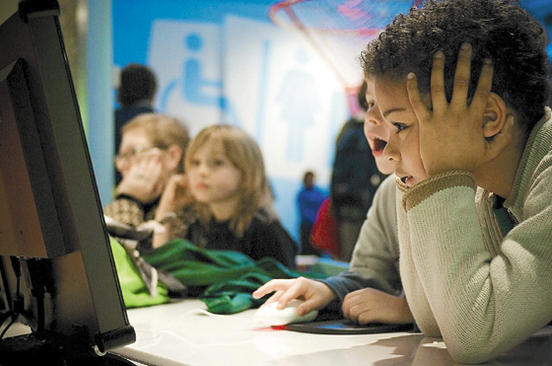 Cómo usan los niños la tecnología en Argentina?