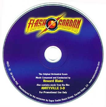 Flash Gordon OST, Howard Blake, Queen, Sam Jones