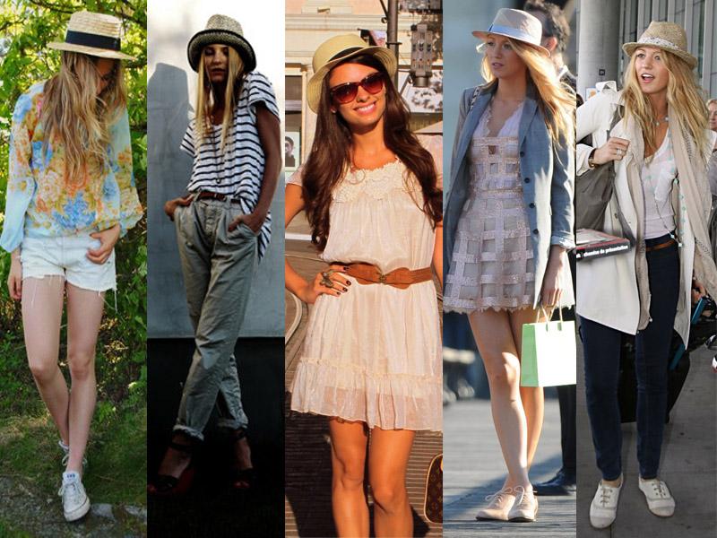 842fe889e5670 Além de Blair and Serena se tem alguém que ama e faz bom uso do chapéu é Anne  Hathaway