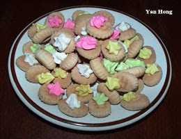 Colourful Cookies