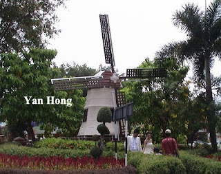 Malacca Dutch Windmill