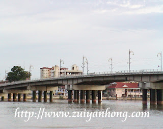 Muar Bridge