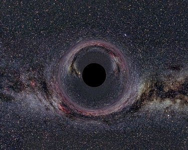will the earth be sucked into a black hole - photo #29