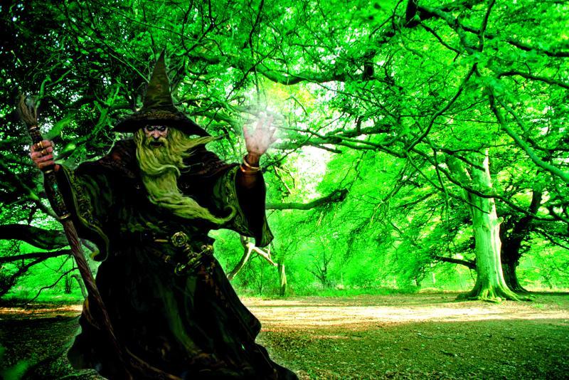 Rituales en el bosque - 4 4