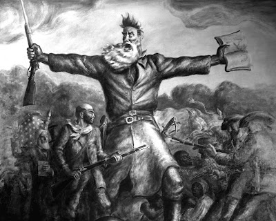 The Tragic Prelude. John Brown