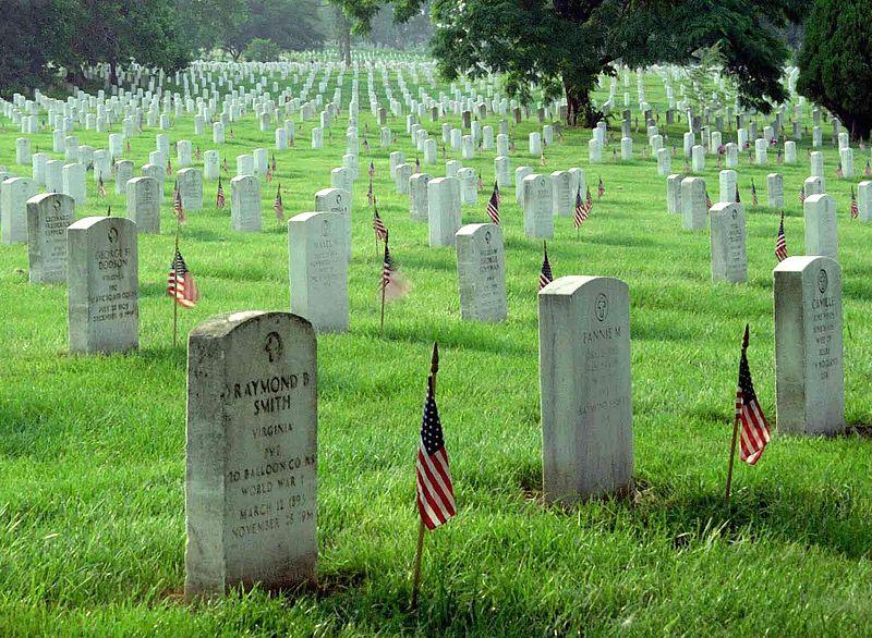 Memorial Day Arlington National Cemetery