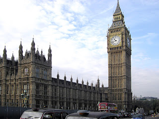 Tower Clock Big Ben, Taken by Adrian Pingstone.