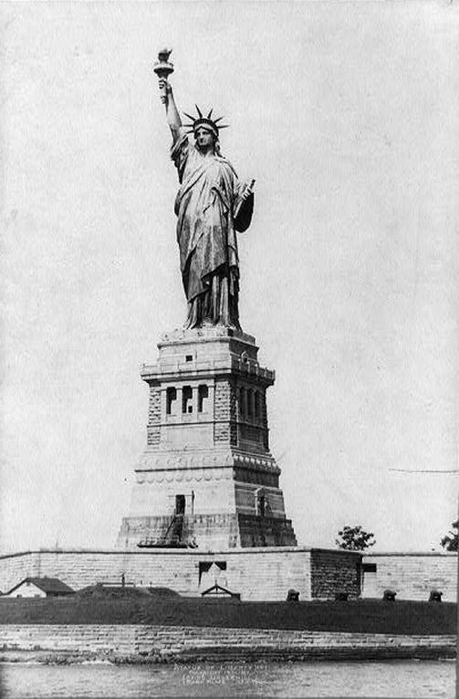 Statue of Liberty, Credit Line: Library of Congress