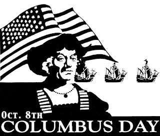 Columbus Day October 8th, American Forces Information Service