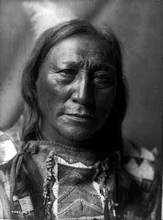 Native American Heritage Hollow Horn Bear, Forms part of: Edward S. Curtis Collection (Library of Congress)