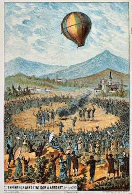 Montgolfier brothers Hot Air Balloons
