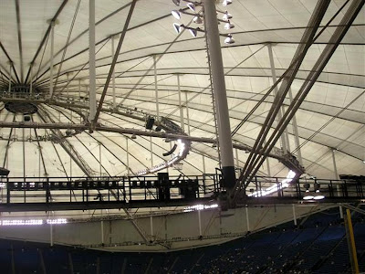 Tampa Bay Rays Tropicana Field