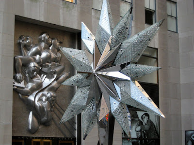 Rockefeller Center Christmas Tree Star