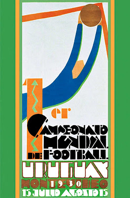 1930 FIFA World Cup Poster