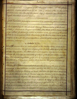 The 14th Amendment
