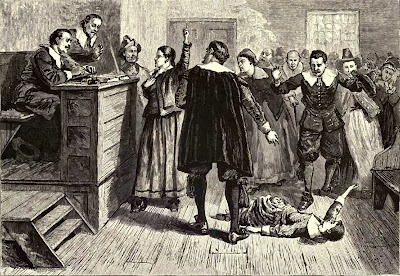 Witchcraft Trial at Salem Village