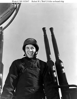 Robert William ('Bob') Feller