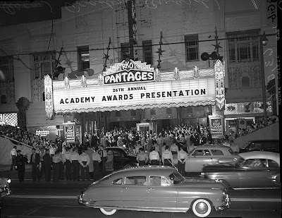 Academy Awards (Oscars) 1954