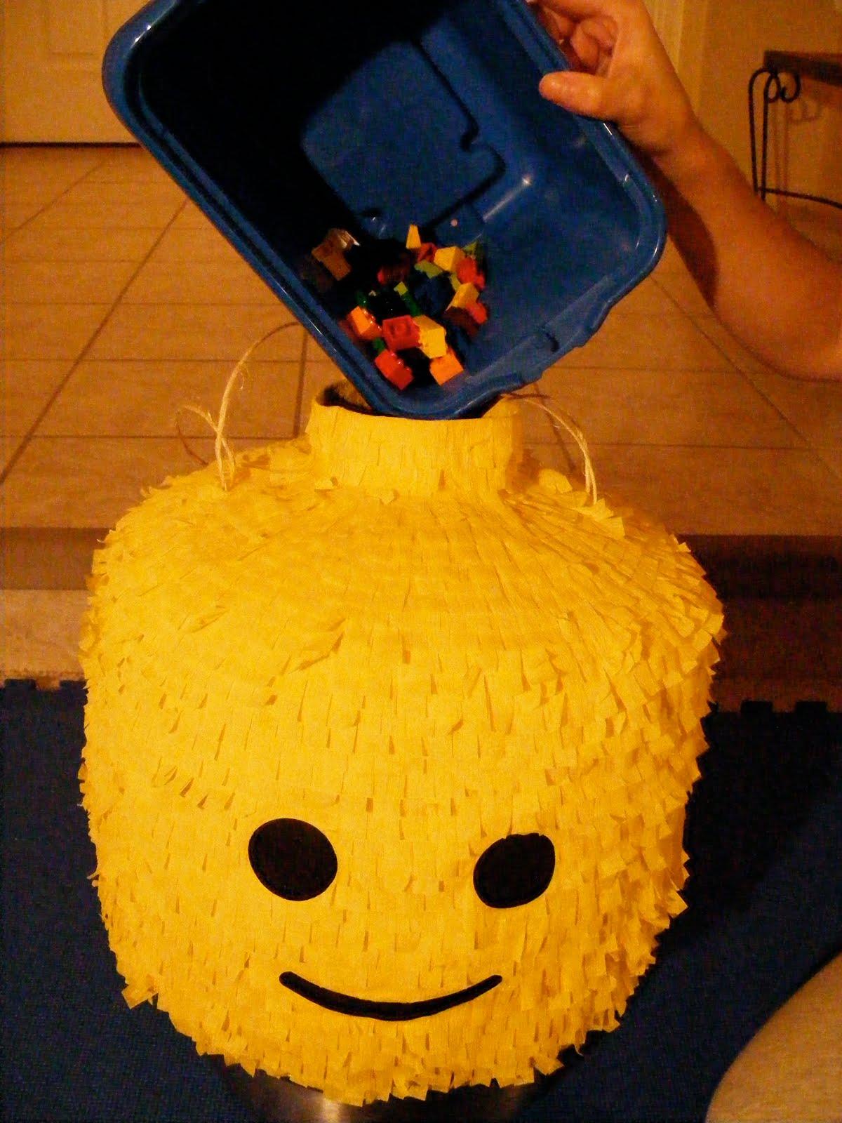 Crafty Party Ideas Lego Birthday Party