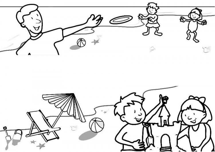 mi colección de dibujos ♥ vacaciones de verano ♥