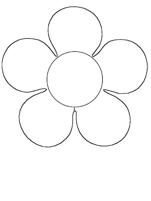 Mi colección de dibujos: ♥ Distintas flores para pintar