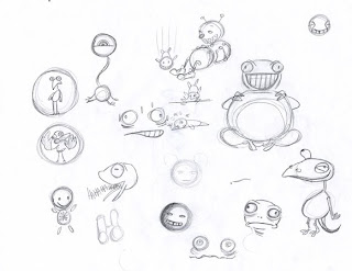 discontinued go to www.aceandson.com/blog: Unearthed Doodles