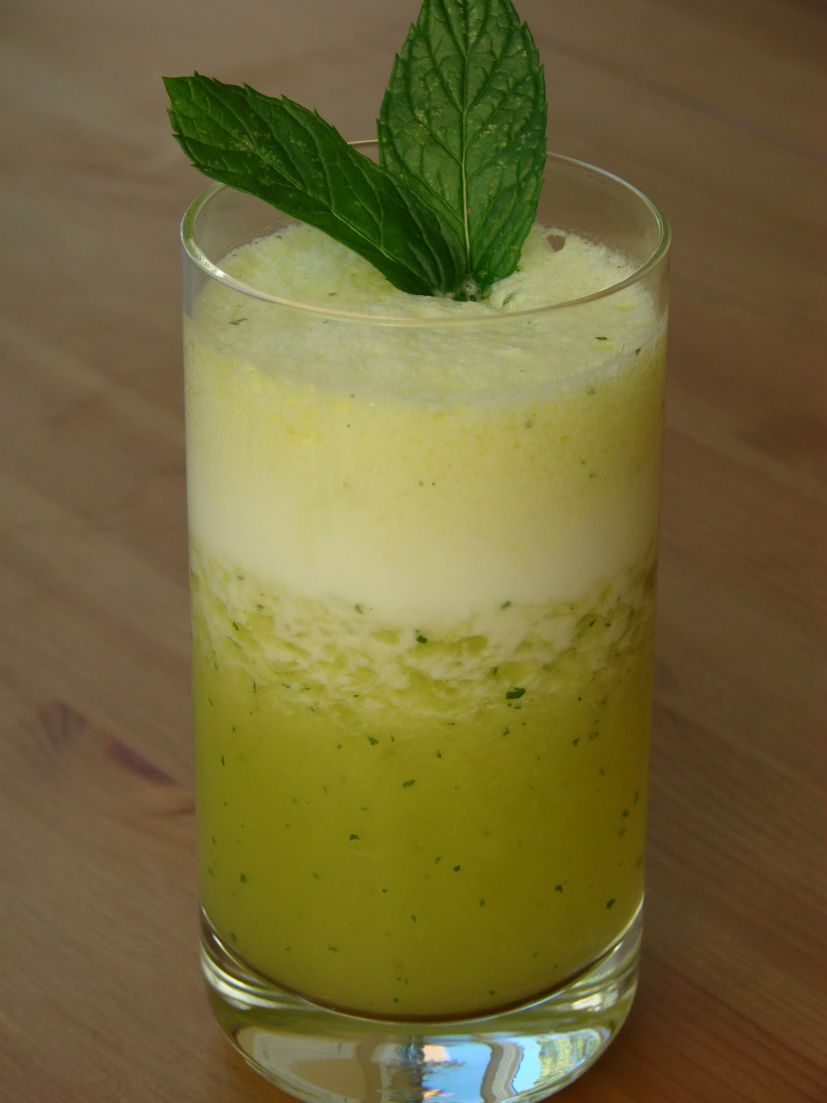 halal mama pineapple mint juice