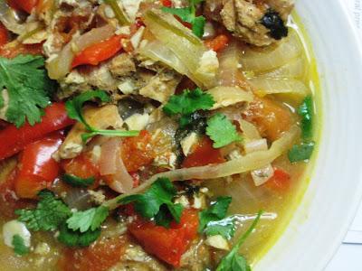 Salmon Fish Stew, Brazilian Style - Regional Recipes ...
