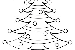 Christmas Tree Coloring Pages Free Printable Pictures Coloring Pages For Kids