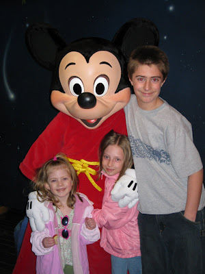 Sorcerer's Apprentice Mickey and the Kids