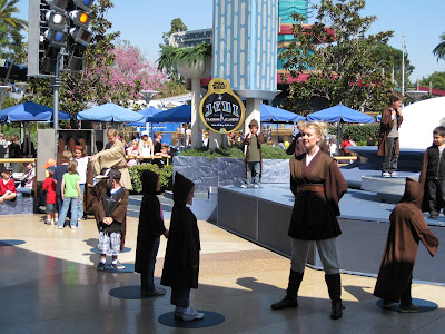Disneyland - Jedi Training Academy