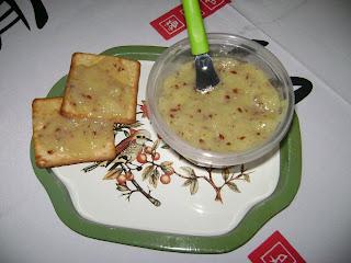 2b0c62dcea Geléia light de banana com farinha de linhaça