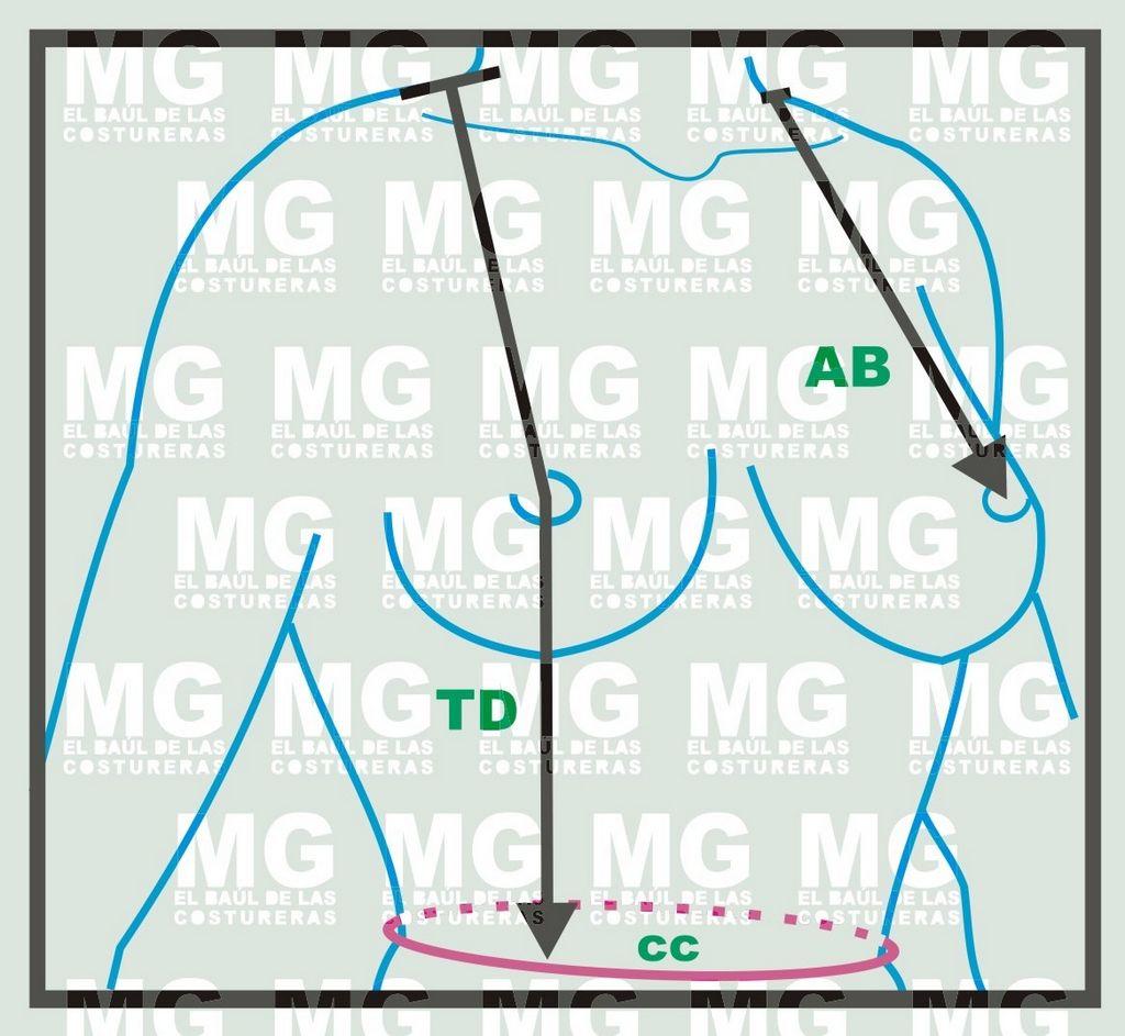 766a222a3 Corresponde al grupo de Medidas Principales  Contorno de Cuello  Se mide en  el nacimiento del cuello