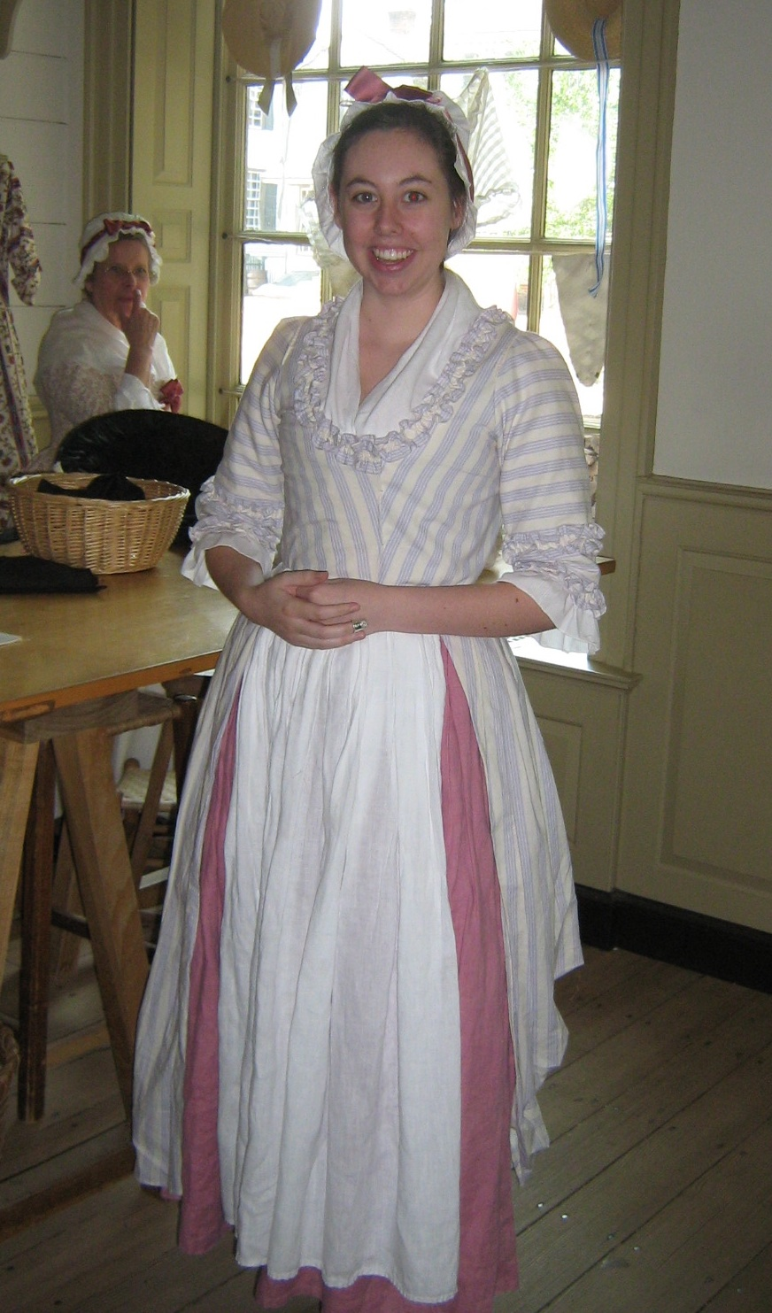 two nerdy history girls dressed for summer three eighteenth dressed for summer three eighteenth century women