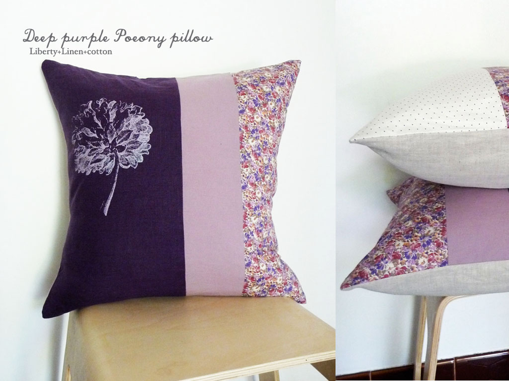 bloomsong jolis coussins. Black Bedroom Furniture Sets. Home Design Ideas