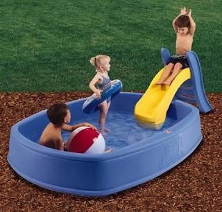 Dunia Anak Big Splash Center