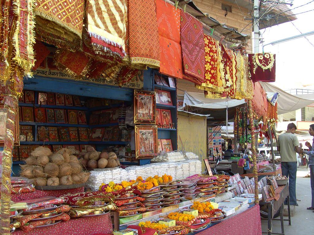 Ganesh Trompe A Droite voyage au rajasthan: à osiyan ou osian