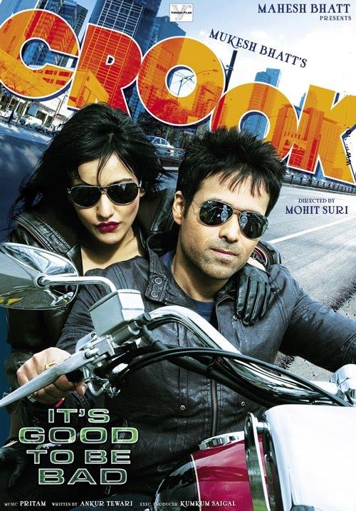 Crook (2010) DVDScr 400mb
