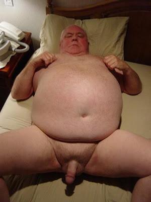Fat Mans Penis 11