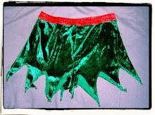 The Freakin' Green Elf Shorts!