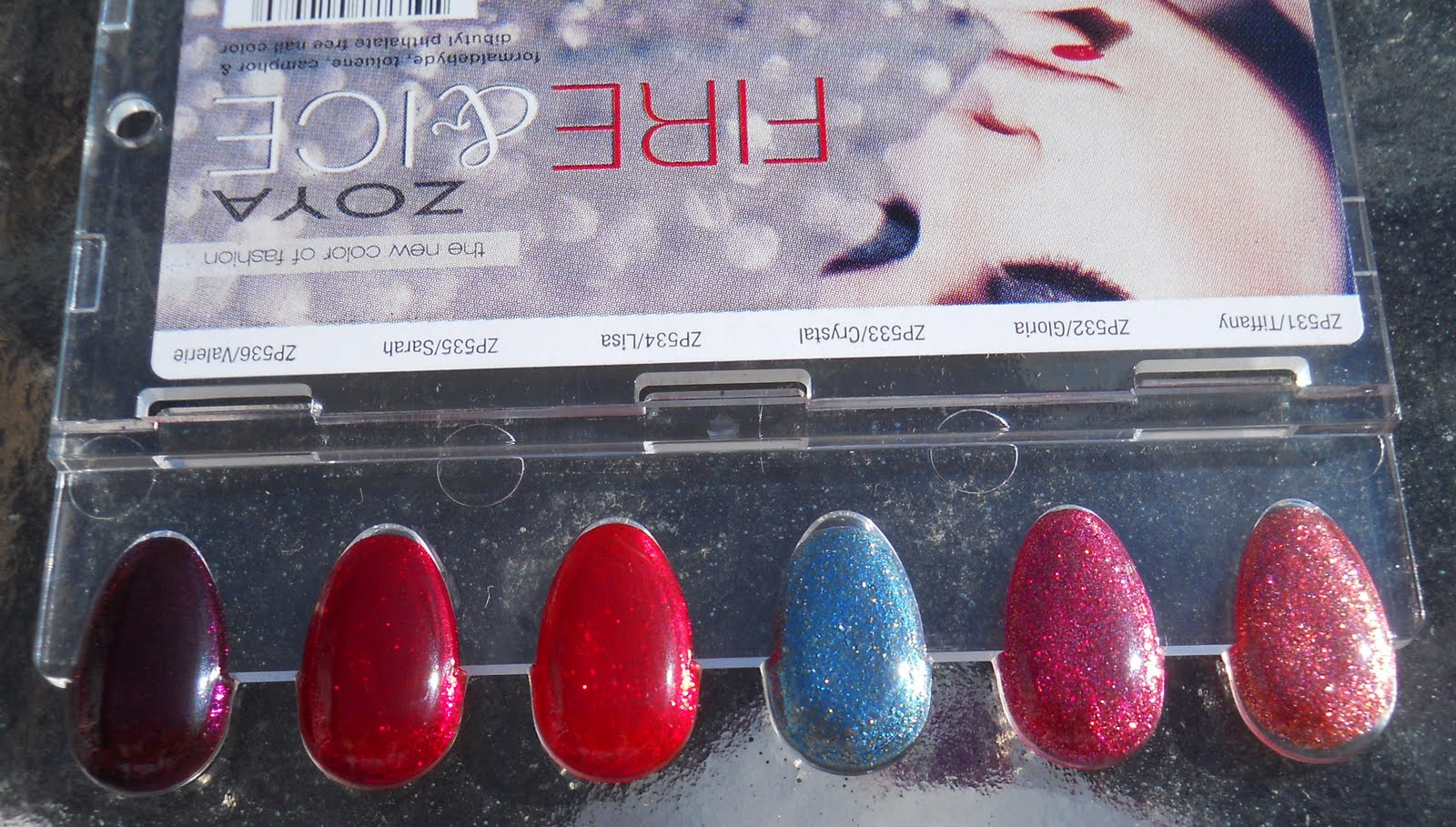 Shadow and Shimmer Zoya Mieko Swatch and Review