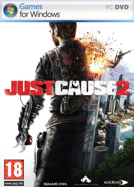 Just Cause 2 PC-Game 1.4 GB - Mediafire - Download Games ...