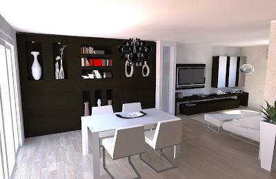 Arredamenti diotti a f il blog su mobili ed arredamento for Zona pranzo design