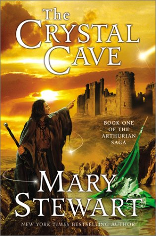 Royal Reviews The Crystal Cave By Mary Stewart border=
